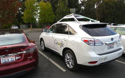 The technology behind self-driving cars