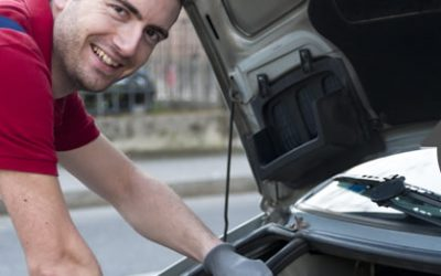Why starting young in the motor trade isn't a mistake