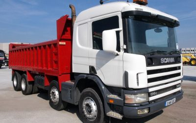 A Beginner's Guide To Purchasing A Used Commercial Truck