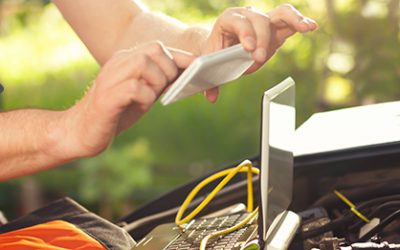 Top 5 tech must haves for savvy mobile mechanics